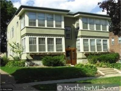 1729 Hague Avenue UNIT 5, Saint Paul, MN 55104 - MLS#: 4948453