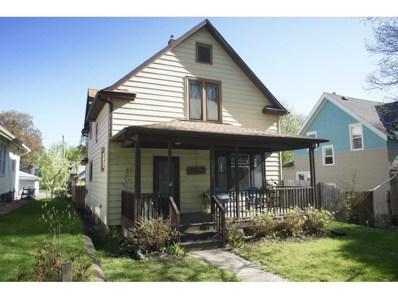 1039 Margaret Street, Saint Paul, MN 55106 - MLS#: 4951560