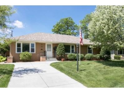 4519 Drew Avenue N, Robbinsdale, MN 55422 - MLS#: 4955041