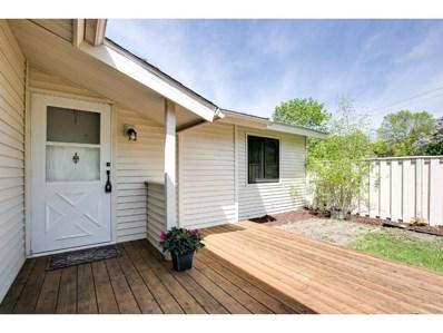 1098 Carmel Court, Shoreview, MN 55126 - MLS#: 4955588