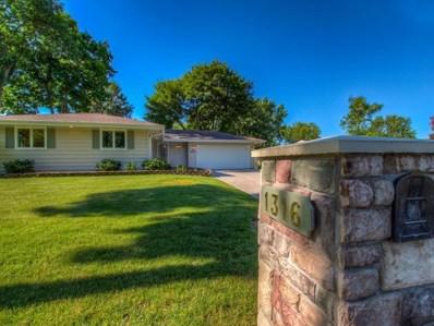1316 Woodhill Circle, Woodbury, MN 55125 - MLS#: 4970733