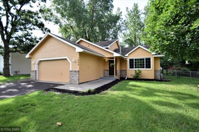 1666 132nd Avenue NW, Coon Rapids, MN 55448 - MLS#: 4971017