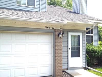 1765 Donegal Drive UNIT 12, Woodbury, MN 55125 - MLS#: 4972972