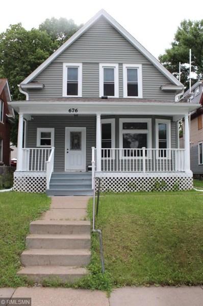 676 Geranium Avenue E, Saint Paul, MN 55106 - #: 4980328