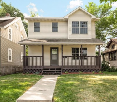 1554 Almond Avenue, Saint Paul, MN 55108 - MLS#: 4990790