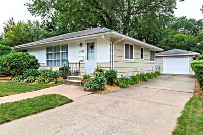 1810 Parker Road, Saint Louis Park, MN 55426 - MLS#: 4997672
