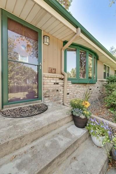 672 Ballantyne Lane NE, Spring Lake Park, MN 55432 - MLS#: 4999773