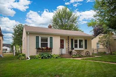 1606 Nebraska Avenue E, Saint Paul, MN 55106 - MLS#: 5000032