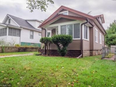 1016 Hawthorne Avenue E, Saint Paul, MN 55106 - MLS#: 5009210
