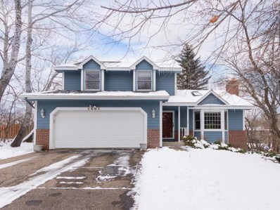 9603 Woodridge Drive, Eden Prairie, MN 55347 - MLS#: 5012497