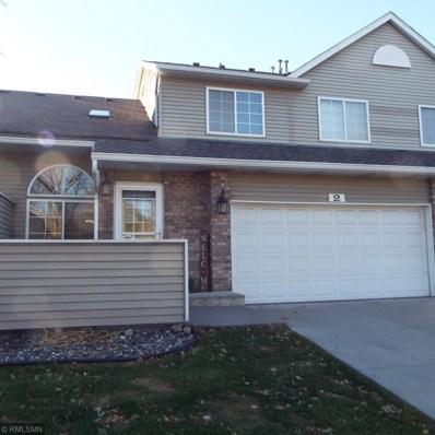 900 106th Lane NW UNIT 2, Coon Rapids, MN 55433 - MLS#: 5016294