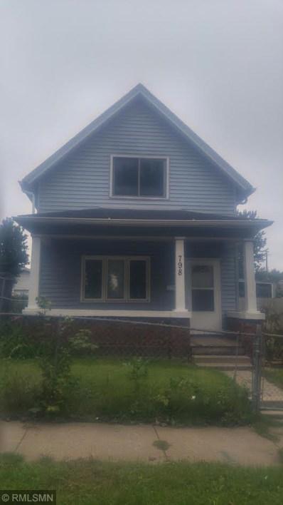 798 Cook Avenue E, Saint Paul, MN 55106 - MLS#: 5019802