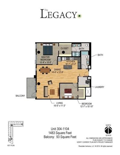1240 2nd Street S UNIT 304, Minneapolis, MN 55415 - MLS#: 5027041
