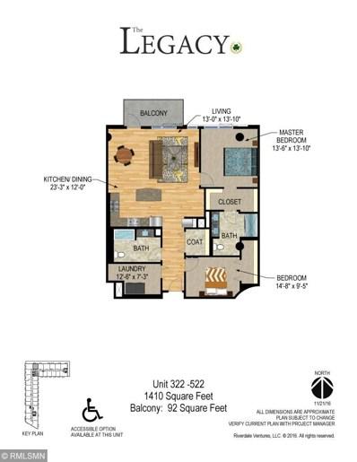 1240 2nd Street UNIT #322, Minneapolis, MN 55415 - #: 5148103