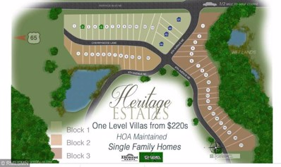 707 Cherrywood Lane NE, Isanti, MN 55040 - MLS#: 5266433