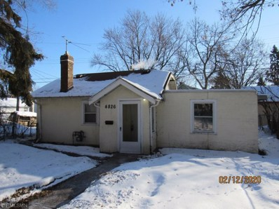 4826 Aldrich Avenue N, Minneapolis, MN 55430 - MLS#: 5485328