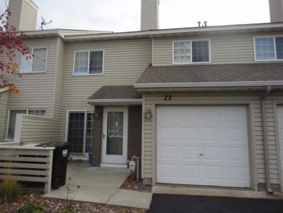 13165 Meadowood Curve NW UNIT 28, Coon Rapids, MN 55448 - MLS#: 5485808