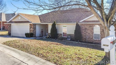 3837 Meadow Lane, Osage Beach, MO 65065 - MLS#: 3509454
