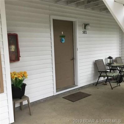 100 Osage Hills Road UNIT 502, Lake Ozark, MO 65049 - MLS#: 3516726