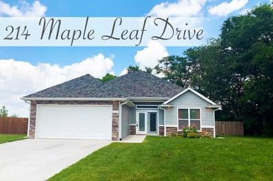 214 Maple Leaf Dr, Ashland, MO 65010 - MLS#: 386756