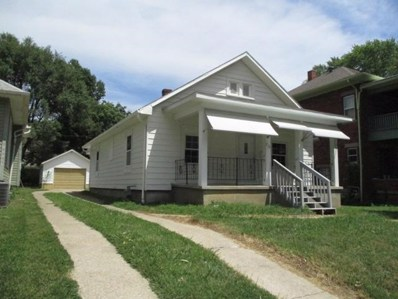 712 4th St St, Boonville, MO 65233 - MLS#: 18-428