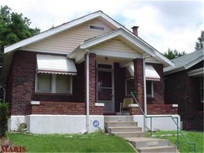 5701 Terry Avenue, St Louis, MO 63120 - MLS#: 11030461