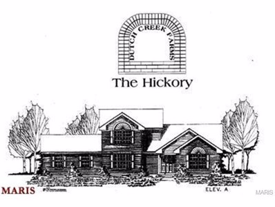 0 Hickory Ii - Dutch Creek Farms, Cedar Hill, MO 63016 - MLS#: 14066760