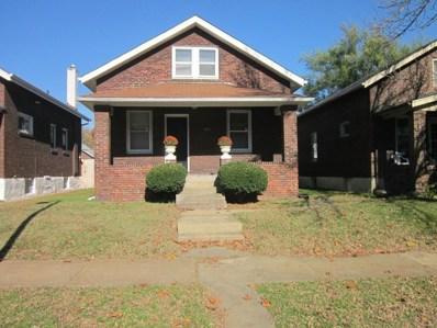 4873 Bessie, St Louis, MO 63115 - MLS#: 15061516