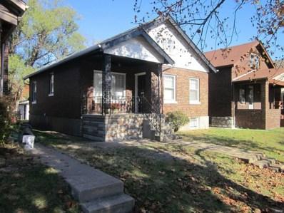 4865 Bessie, St Louis, MO 63115 - MLS#: 15061530