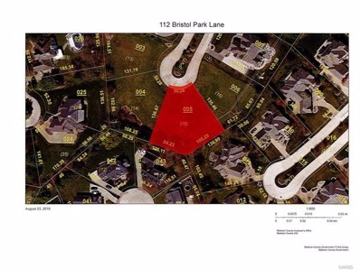112 Bristol Park Lane, Edwardsville, IL 62025 - #: 16059887