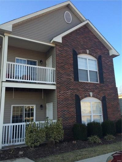 6401 Brookfield Ct Drive UNIT 207, St Louis, MO 63129 - MLS#: 16064612