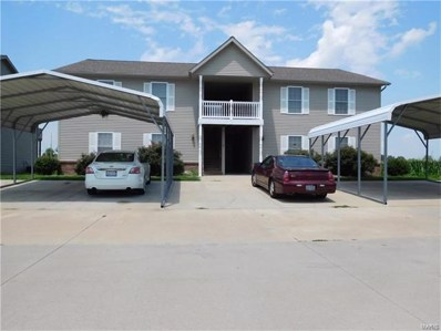 43 Colonial Manor Drive UNIT D, Highland, IL 62249 - MLS#: 16064932