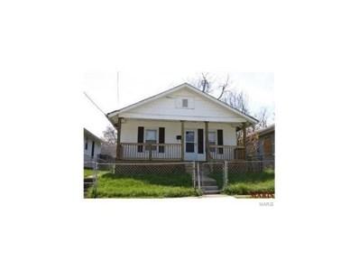 6228 Greer Avenue, St Louis, MO 63121 - MLS#: 17000919