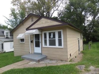 4204 Oakwood Avenue, St Louis, MO 63121 - MLS#: 17001074