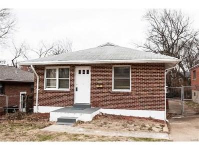 1243 Watts Avenue, St Louis, MO 63130 - MLS#: 17004058