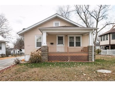 318 E South 2nd Street, Red Bud, IL 62278 - MLS#: 17008124