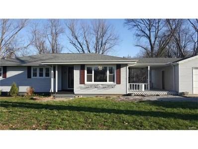 5004 Clara Drive, Godfrey, IL 62035 - MLS#: 17017849