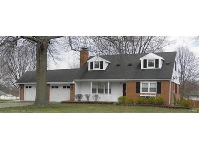 606 Meyer, Wentzville, MO 63385 - MLS#: 17029040