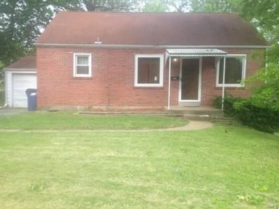 317 N Dade Avenue, St Louis, MO 63135 - MLS#: 17032757
