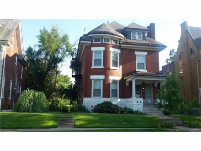 5170 Cabanne Avenue, St Louis, MO 63113 - MLS#: 17034700