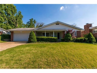 1610 Saint Anthony Lane, Florissant, MO 63033 - MLS#: 17036605