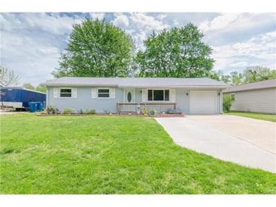 3835 John Glenn Drive, Granite City, IL 62040 - #: 17037537