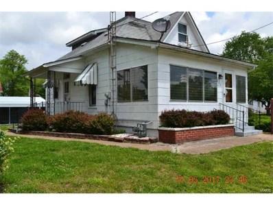 221 E St. Clair Street, Marissa, IL 62257 - MLS#: 17039232