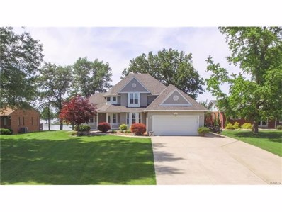 1993 Treasure Drive, Edwardsville, IL 62025 - MLS#: 17039486