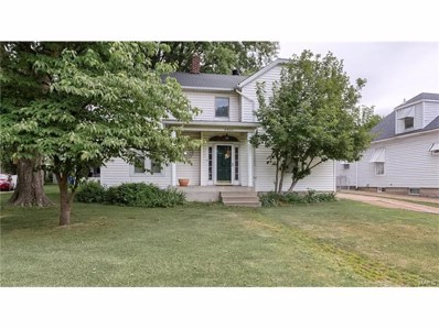 6833 Bradley Avenue, St Louis, MO 63139 - MLS#: 17040145