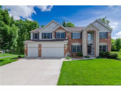 1136 Lazy Hollow Court, O\'Fallon, IL 62269 - #: 17040491