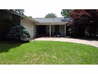 4000 Greengrass Drive, Florissant, MO 63033 - MLS#: 17041176