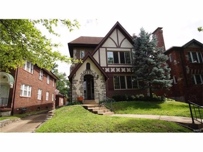 7142 Amherst Avenue, St Louis, MO 63130 - MLS#: 17045202