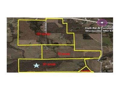 0 Holt Road, Unincorporated, MO 63385 - MLS#: 17046340