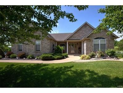 1304 White Oak Trail, Godfrey, IL 62035 - MLS#: 17048542